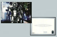 DOCTOR WHO RARE NEW SERIES TENNANT CYBERMAN PROMOTIONAL BBC WALES POSTCARD 2006!
