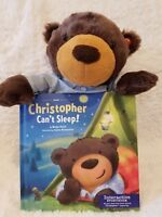 Hallmark's Interactive Story Buddy Christopher & Book I Tested & Works