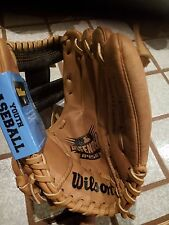 "Wilson Defender Baseball Glove A450 11.5"" YTH55 RHT NEW"