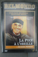 DVD la puce à l'oreille TBE 1996 jean paul belmondo
