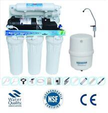 Osmosis Inversa doméstica sistema de filtro de purificación de agua eliminación de fluoruro
