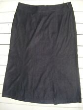 Target BLACK SKIRT. Suede Look Boot Skirt. Size 14. NEW RRP $34.99 GR8 w Boots