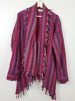 TREE OF LIFE | Womens Blanket Jacket / Coat [ Size XL or AU 16 / US 12 ]