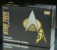 Star Trek: The Next Generation Bluetooth Communicator Badge     *BRAND NEW*