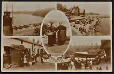CULLERCOATS multi-view postcard