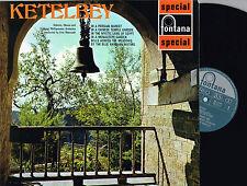 KETELBEY LP STEREO Stuttgart Philharmonic FRITZ MARECZEK Fontana 1967 SFL 14141