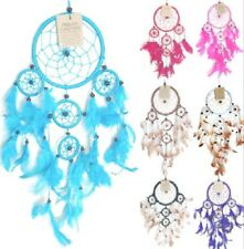 DREAMCATCHERS IN VARIOUS COLOURS / DREAM CATCHER / DREAMCATCHER / SLEEP WELL