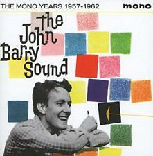 John Barry - The Mono Years: 1957-1962 [CD]