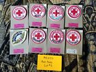 Mexico Red Cross - Collection of Patches - Lot 03