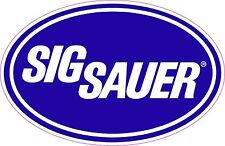 Sig Sauer Gun Logo Vinyl Sticker Decal,  **FREE SHIPPING**