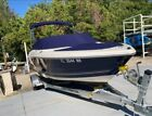 2007 MONTEREY 180 FS - BOWRIDER WITH A 2020 CONTINENTAL ALUMINUM TRAILER