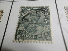 INDE ANGLAISE, timbre CLASSIQUE 79 oblitéré, VF used stamp