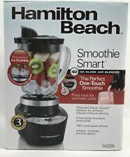 Hamilton Beach 56206 700W Smoothie Smart Blender *NIB SEALED