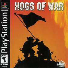 Hogs Of War PS1 Great Condition Fast Shipping