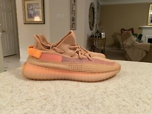 Authentic Adidas Yeezy Boost 350 V2 Clay EG7490 Stock 2019 Size US 14 NIB