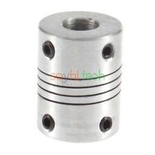 5mmx8mm CNC Motor 3D PrinterJaw Shaft Coupler 5mm-8mm Flexible Coupling 5x8mm