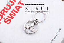 Metal Key Chain Car Keyring Pendant Ring Accessories Keychain Mitsubishi n8xx