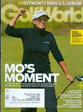 2014 Golf World Magazine: Mo Martin Wins Women's British Open/Monty Wins U.S. Se