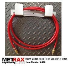 320w Cable Hose Hook Bracket Holder - Van Racking Storage Accessory / Van Shed