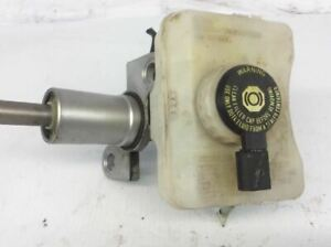 09-17 Audi Q5 A4 Brake Master Cylinder VIN Fp 7th And 8th Digit O