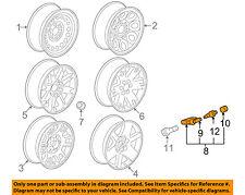 GM OEM Tire Pressure Monitor-Tpms Sensor 13598771
