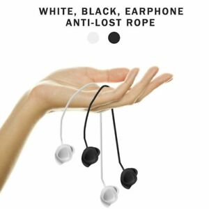 For Samsung Galaxy Buds 2019 Portable Silicone Protective String Anti Lost Rope