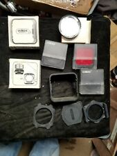 Assorted COKIN Camera Accessories Some In Packaging