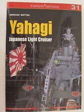 Kagero Book: Yahagi - Japanese Light Cruiser 1942-1945 (Topdrawings)