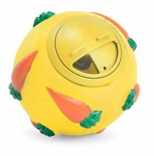 TREAT & ACTIVITY BALL FUN FOR YOUR GUINEA PIGS RABBITS & OTHER SMALL ANIMALS