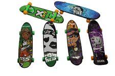 12 x Finger Skateboard - 9,5 x 3 cm - Tombola Mitgebsel