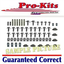 MOPAR 63 64 65 66 Dart Valiant Barracuda A Body Fender Bolts Nut Stud Kit New
