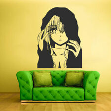 Wall Decal Sticker Anime Manga Naruto Boy Kids Girl Final Fantasy Hero (Z1721)