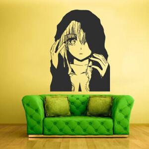 Wall Decal Sticker Anime Manga Naruto Boy Kids Girl Final Fantasy Hero (Z1721)