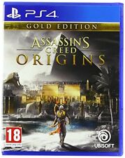 Assassin's Creed Origins Edition Gold Ps4 Ubisoft