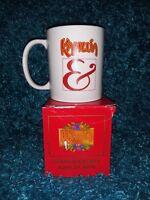 Kahlua Collectable Coffee Cup Mug