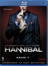 Hannibal Complete Season 1 Blu-ray Region B Europe English audio