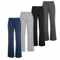 New LA Gear Womens Gym Yoga Sweat Pants Trousers Sz UK 8-20  tracksuit bottoms