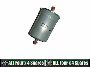 Fuel Filter suitable for Range Rover Classic V8 to 1990 with Steel Tank NTC5958