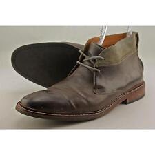 Cole Haan Williams Wlt. Chka. II Men US 12 Brown Chukka Boot Pre Owned  1328