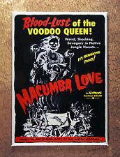 Macumba Love Magnet - Voodoo Queen Witch Goddess Umbanda Candomble Yoruba Orisha