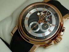 Breguet Grand Complication Marine Tourbillon Chronograph Rose Gold 5837BR/92/5ZU
