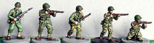 TQD Ai06 20mm Diecast WWII USA Infantry HBT Uniform Riflemen