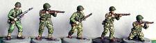 TQD Ai06 20mm Diecast WWII USA Infantry HBT Uniform Riflemen