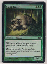 MTG Magic 8ED FOIL - Giant Badger/Blaireau géant, English/VO