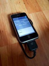 Apple iPhone 3GS - 8GB - Schwarz  A1303 (GSM)
