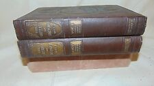 TWO 1922 THE OUTLINE OF HISTORY WELLS VOL. IV & III FOURTH EDITION REVISED