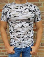 Bless fashion Herrenshirt T-Shirt eng sexy Camouflage *Baumwolle* Gr. M