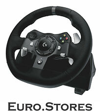 Logitech G920 Driving Force Racing Wheel XBOX One PC Force Feedback Genuine New