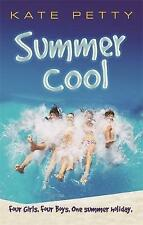 Summer Cool, Petty, Kate, New Book