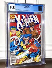 X-Men #4 CGC 9.8 WP NEWSSTAND 1st Full Appearance of Omega Red